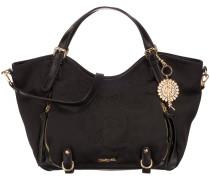 Handtasche 'Emmi Rotterdam' schwarz