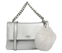 Handtasche 'broadbent' silber