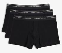 Boxershorts schwarz
