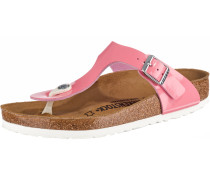 Zehentrenner 'Gizeh BF Lack' pink