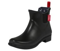 Stiefel 'Taai-Botten' schwarz