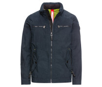Jacke 'outdoor-Jacke' navy