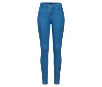 Jeans 'Scarlett High' blau