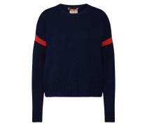 Pullover 'halle' dunkelblau