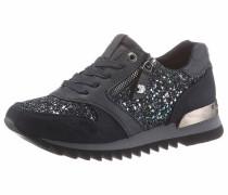 Sneaker navy / dunkelgrau / schwarz