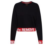 Sweatshirt 'rbf Cropped Sweater Wmn'