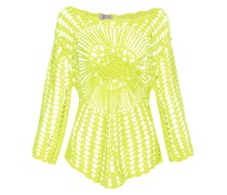 Pullover neongelb
