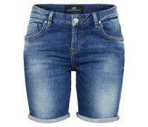 Shorts 'becky' blue denim