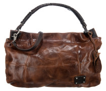 Handtaschen rostbraun