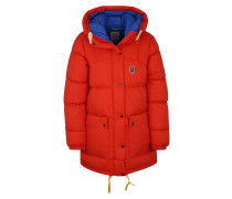Jacke 'Expedition Down Jacket W' orange