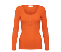 Shirt 'Orson' orange