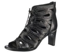 Sandaletten 'Matera' schwarz