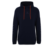 Sweatshirt 'castor Hoodie' dunkelblau
