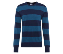 Pullover 'mainstay Crew' blau / dunkelblau