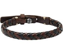Armband braun / schwarz