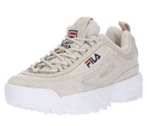 Sneaker 'Disruptor low' hellgrau / weiß