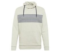 Sweatshirt 'ocs chest st fu' beige / navy