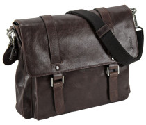 Buddy Business-Tasche Leder 37 cm braun