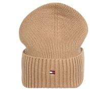 Mütze 'Pima' hellbraun