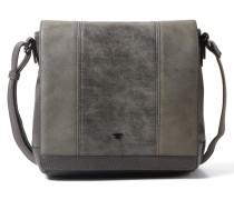 Überschlagtasche 'Juna' dunkelgrau