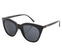 Sonnenbrille 'Halfmoon Magic' schwarz