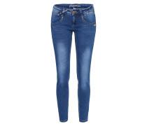 Skinny Jeans 'nena' blue denim