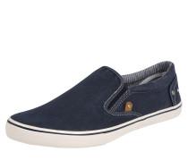 Bequeme Slip-On Sneaker dunkelblau