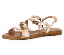 Sandale 'olimpia' rosegold