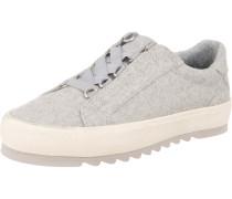 Sneakers beige / graumeliert