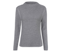 Pullover silber
