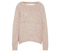 Pullover 'tape Yarn Knit' rosé