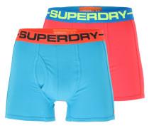 Trunks 'sport' blau / pink