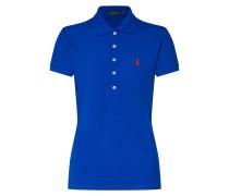 Poloshirt 'julie' blau