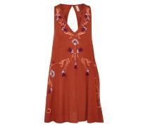 Kleid 'Adelaide' rostrot