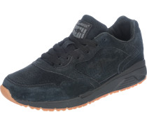 Ultimate Leather Sneakers schwarz