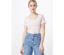 Shirt 'core OCS FLW tee' mischfarben / pink