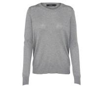 Sweater 'milda' grau