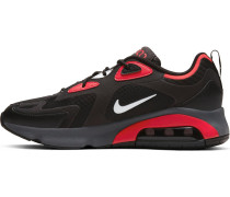 Sneaker 'Air Max 200' rot / schwarz