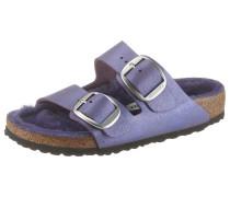 Hausschuh 'Arizona BB' violettblau
