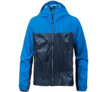 Windbreaker 'Croz' blau / hellblau