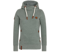 Hoody 'No More Pain' mint