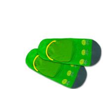Füßlinge 'Hidden Pineapple' gelb / grün