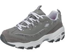 'D'Lites Me Time' Sneakers grau / weiß