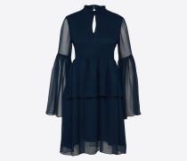 Kleid 'Kourtney' blau