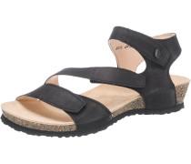 Sandaletten 'Dumia' schwarz