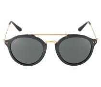 Sonnenbrille 'Fitzroy' gold / schwarz