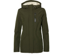 Jacke 'LW Wanderlust Jacket' dunkelgrün