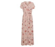 Kleid'VISAFFA Nandi S/S Maxi Dress' rosa