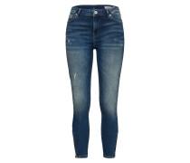 Jeans 'HW Denim Longzip' blue denim