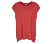Shirt 'mathilde' rostrot